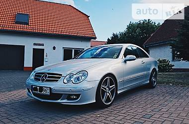 Mercedes-Benz CLK 500  2009