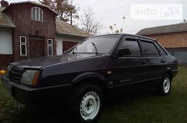 ВАЗ 21099 21099  1.3 1992