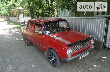 ВАЗ 2101 21011 1.3 1981