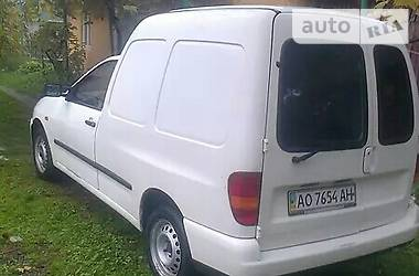 Volkswagen Caddy груз. 2001