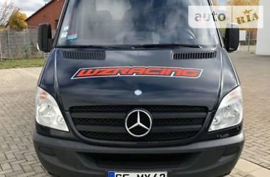 Mercedes-Benz Sprinter 319 пасс. Extra Maxi 2010