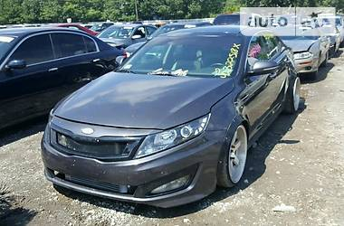 Kia Optima SX 2011