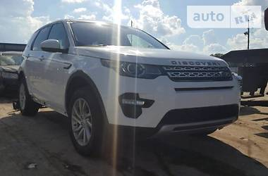 Land Rover Discovery Sport SPORT HSE 2018