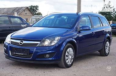 Opel Astra H  2009
