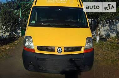 Renault Master груз.-пасс.  2005