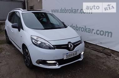 Renault Grand Scenic 1.5DCI 2014
