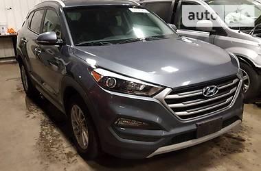 Hyundai Tucson TUCSON LIMITED 2017