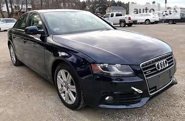 Audi A4 2.0L 2011