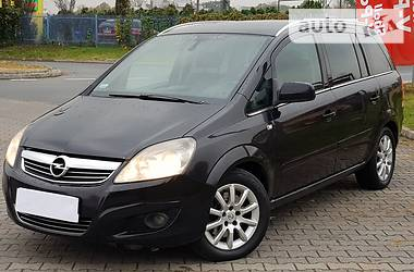 Opel Zafira 1.7cdi 2010