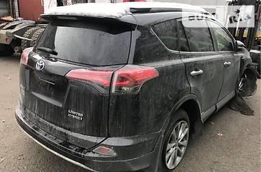 Toyota Rav 4 LIMITED HYBRID 2016