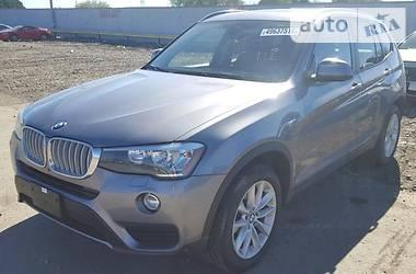 BMW X3 2.0 2016