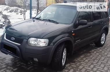 Ford Maverick  2002