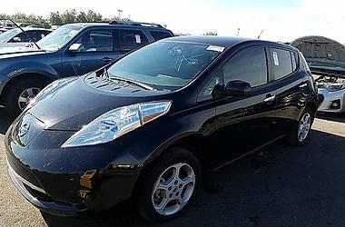 Nissan Leaf SV  MANHEIM 2013