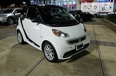 Smart Fortwo ED MANHEIM 2016