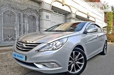Hyundai Sonata yf 2013