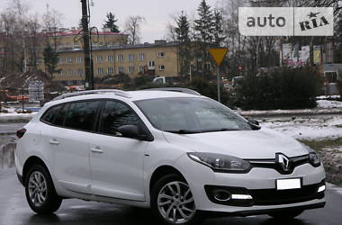 Renault Megane 1.5dCi,81kW. 2015