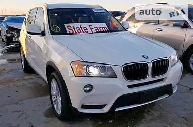 BMW X3 2.0L 2013