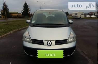 Renault Espace 4 2003