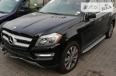 Mercedes-Benz GL 450 4MATIC 2013