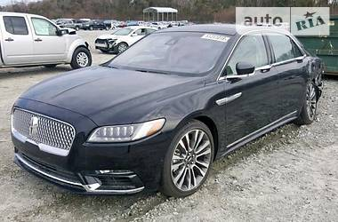 Lincoln Continental RESERVE  2018