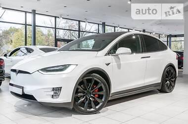 Tesla Model X P100D Ludicrous 2019