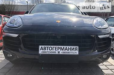 Porsche Cayenne S 4.2TDI  2015