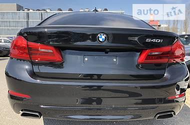 BMW 540 i xDrive Luxury 2018