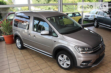 Volkswagen Caddy пасс.  2016