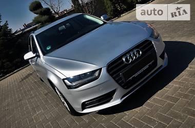 Audi A4 2.0 TDI DSG 8 2012