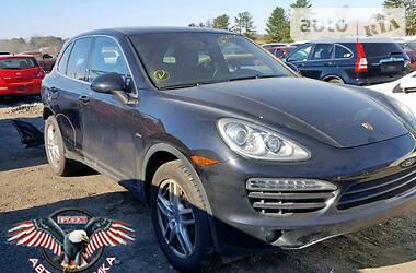 Porsche Cayenne Platinum Diesel 2014