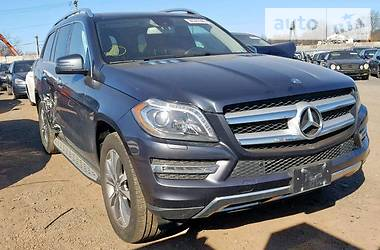 Mercedes-Benz GL 450 4MATIC 2015