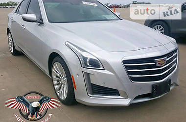 Cadillac CTS PERFORMANCE COLLECTI 2016