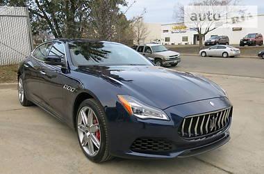Maserati Quattroporte SQ4-3.0-Liter 2018