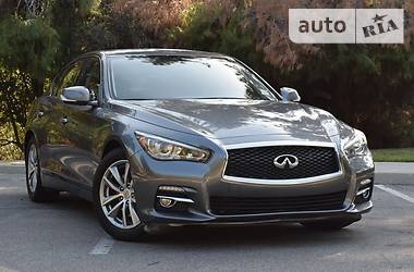 Infiniti Q50 BASE All wheel drive 2015