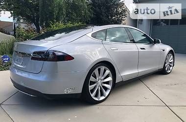 Tesla Model S P85+ Р85 2012
