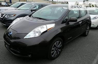 Nissan Leaf SV 30 кВт 2016