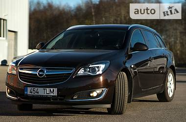 Opel Insignia Sports Tourer  2015