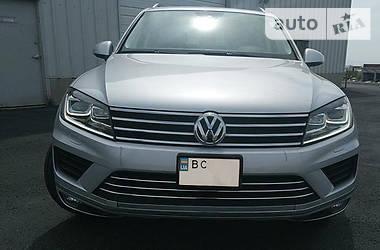 Volkswagen Touareg VR6 2016