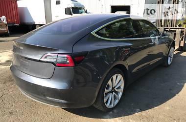 Tesla Model 3 Dual Motor Longe Range  2018