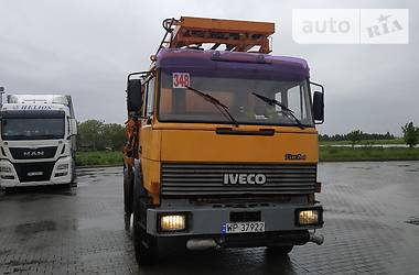 Iveco EuroTrakker  1993