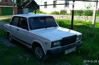 ВАЗ 2107 газ / бензин 1996