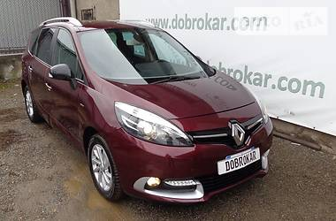 Renault Grand Scenic 1.5DCI 2015