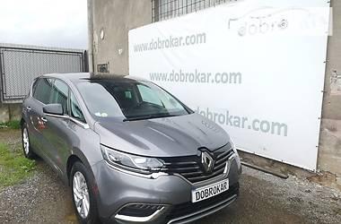 Renault Espace 1.6DCI  2015