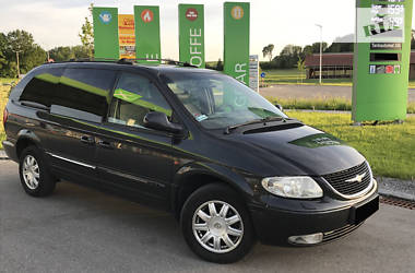 Chrysler Grand Voyager Limited 2002