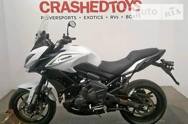 Kawasaki KLE  2018