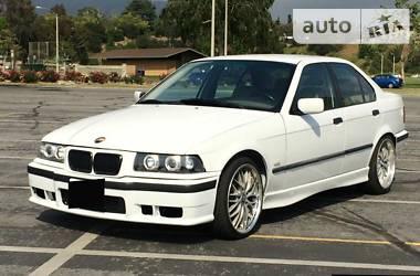 BMW 320 testt 1998