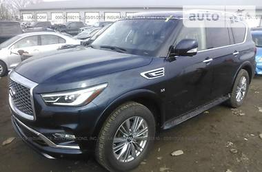 Infiniti QX80 SIGNATURE/LIMITED 2017