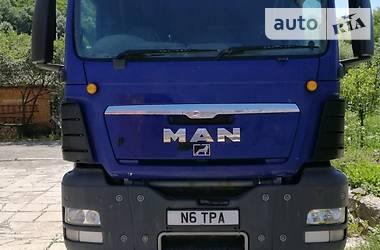 MAN 18.410 TGS 18.400 2008