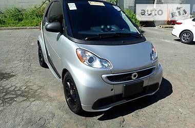 Smart Fortwo ED Electric Drive 2015