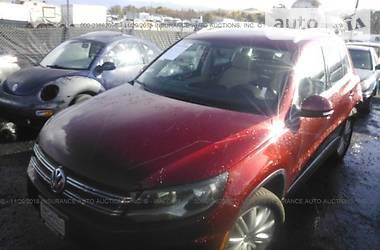 Volkswagen Tiguan S/SE/SEL 2013